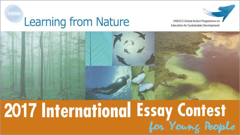european essay contest